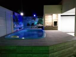 Alugam-se casas com piscinas, ar condicionados em Caldas do Jorro