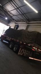 Lona locomotiva 8X12 - 2011