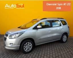 CHEVROLET SPIN 2018/2018 1.8 LTZ 8V FLEX 4P AUTOMÁTICO - 2018