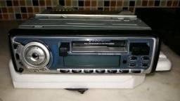 Radio toca fitas para carro ou caminhão