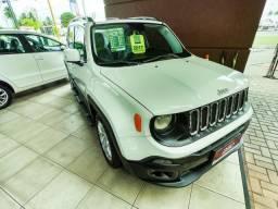 Jeep renegade 2017/2017 1.8 16v flex longitude 4p automático