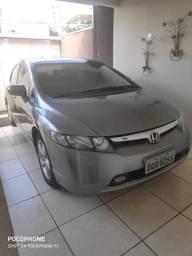 Honda Civic Automático e Couro - 2006