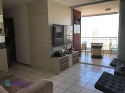 Apartamento à venda com 3 dormitórios em Cocó, Fortaleza cod:7986