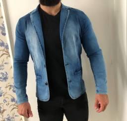 Blaser jeans com elastano