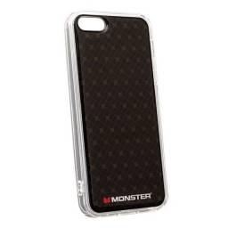 Capa iPhone 5/5s Silicone Original Super Reforçado Selfie Case Transparente