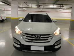 Hyundai Santa Fe 2016 Blindado Avallon