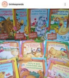 Kit A VIDA NA FAZENDA com 10 Livros