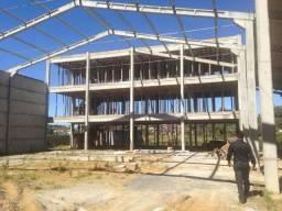 Galpão/depósito/armazém à venda em Itinga, Araquari cod:CI1833