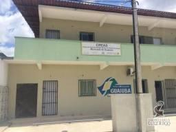 Aluga casa no Centro de Guaiúba com 2 quartos sendo e 1 vaga