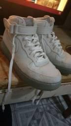 Nike Air Force branco em bom estado