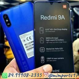Xiaomi Redmi 9A 32gb Lacrado 12x82,44