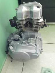 Motor fan 150