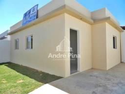 Casa de esquina a venda no bairro Novo Jaraguá, 02 quartos
