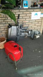 Vendo motor polpa 25hp Yamaha 3.100