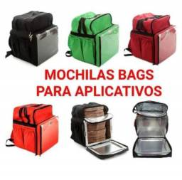 Bags para aplicativo
