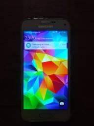 Celular Samsung S5Mini Duos - 16 Gb - usado em bom estado - funcionando perfeitamente