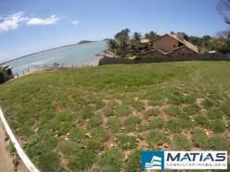 Terreno à venda na Aldeia da Praia de frente para o mar Guarapari-ES