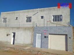 Apartamento com 2 dormitórios para alugar, 82 m² por R$ 800,00/mês - Royal Ville - Barbalh