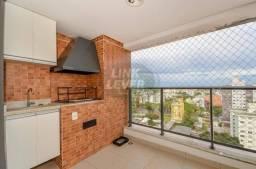 Apartamento com 1 dormitório para alugar, 48 m² por R$ 1.680,00/mês - Água Verde - Curitib