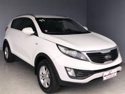 Kia Motors Sportage LX 2.0 Branco