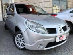 Renault Sandero Expression 1.0 2010 completo