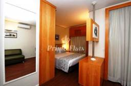 Flat para venda no Blue Tree Towers Anália Franco, com 1 dormitório, 1 vaga e 28 m²!