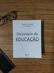 Dicionário de Educação Agnes Van Zanten - Editora Vozes