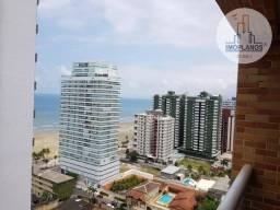 Apartamento com 3 dormitórios à venda, 116 m² por R$ 791.500 - Canto do Forte - Praia Gran