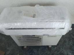 Ar condicionado Split Mitsuo muito novo 3 meses de uso, 9.000 BTU