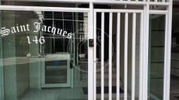 Apartamento à venda com 2 dormitórios em Icaraí, Niterói cod:880089