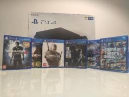 Playstation 4 PS4 Slim 1TB - SONY