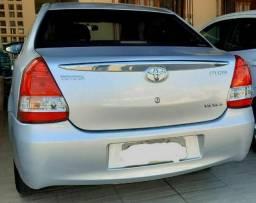 Toyota Etios XLS Sedan