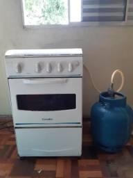 Vendo fogão e gás