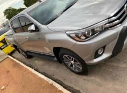 Toyota Hilux SRX 18/18 Diesel - 2018
