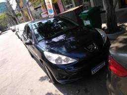 Peugeot passion 207 2011/12 GNV - 2011