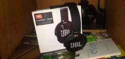 Aceito Cartão Fone Wireless (s/fio) JBL modelo Everest JB950 cartão de memória