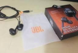 Fone de ouvido com fio JBL - Produto lacrado