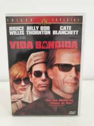 Dvd Filme Vida Bandida - Bandits Estado De Novo Oportunidade