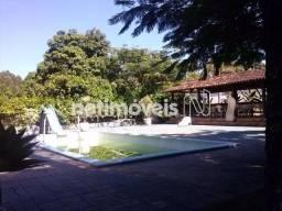 Sítio à venda com 4 dormitórios em Estância maquiné, Caetanópolis cod:474675