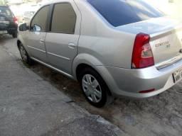 Vendo Renault logan 2011 1.0 16v gnv - 2011