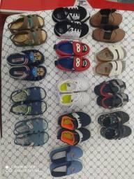 Tênis infantil (Todos) Preço a combinar
