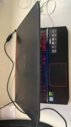 Notebook gamer nitro 5 Acer