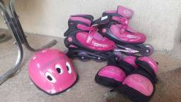 Patins completo 37/ 40