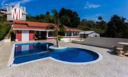 Chácara com escritura, 3 dormitórios, piscina, sala de jogos, à venda em Pinhalzinho/SP