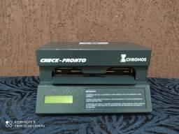 Máquina de preencher cheque venda e aluguel