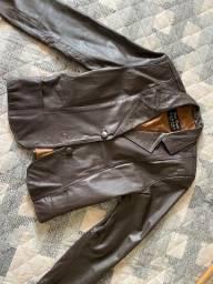 Jaqueta de couro original P