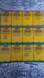 Livros. Coleção Mega Letronix