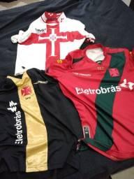 Camisas do Vasco item de colecionador!