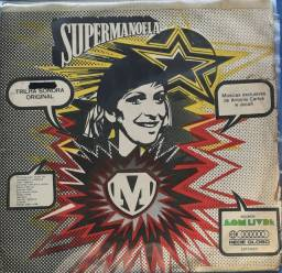 LP - Novela Supermanoela Nacional 1974