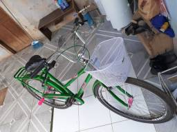 Vendo bicicleta nova 4 dias de uso